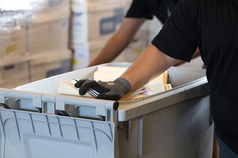 Secure Document Shredding