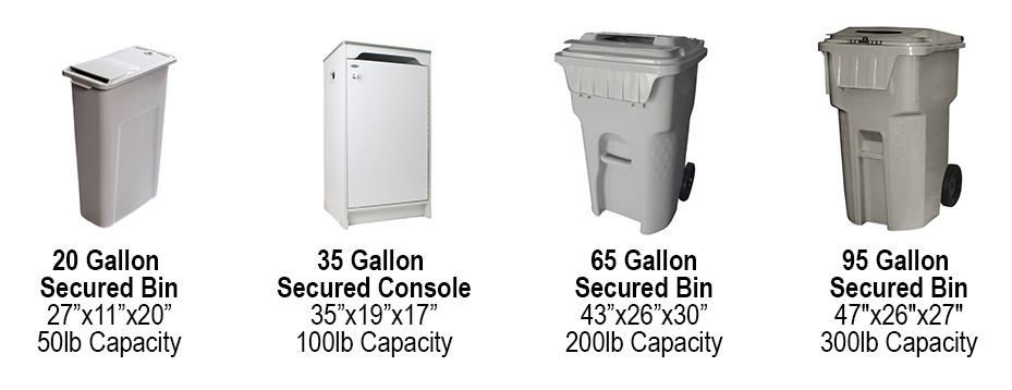 sierra shred bins